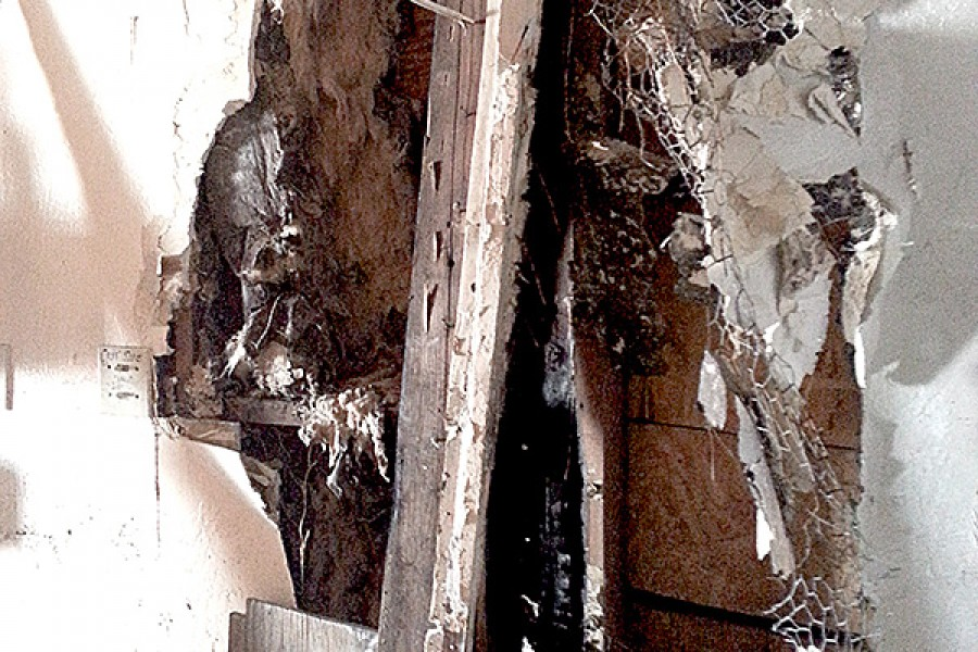 Fire Loss – Palm Springs
